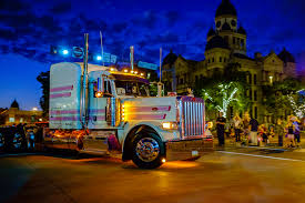 100 Peterbilt Trucks Pictures Pride And Class Truck Parade Discover Denton