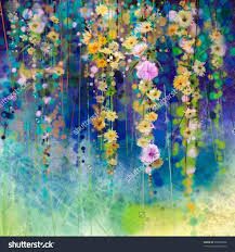 Beautiful Easy Spring Flower Paintings Process Art Ideas For Kids Simple Canvas Tutorial Canvases And Google