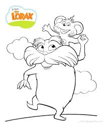 Full Image For Dr Seuss One Fish Two Coloring Sheets Printables Toddlers