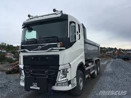 Volvo FH13 540 6x4 X-High Brøytebil - Tipper Trucks, Year Of ...
