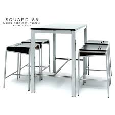 table de cuisine avec tabouret table cuisine avec tabouret mange debout cuisine table haute