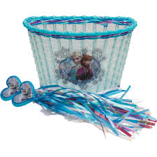 Frozen Bathroom Set At Walmart by Bell 7062818 Disney Frozen Accessory Pack Basket And Streamers