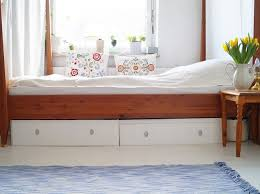 Ikea Mandal Headboard Hack by Ikea Bed Hacks How To Upgrade Your Ikea Bed