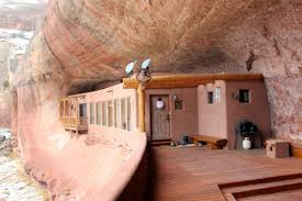 100 Homes For Sale Moab This Cliff House In Utah Is The Ultimate Offgrid Escape Curbed