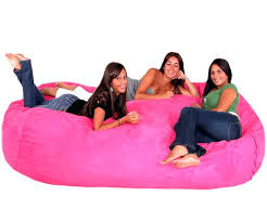 Fuf Bean Bag Chair Medium by Bean Bag 3 Foot Bean Bag Chair Cozy Sack 3 Feet Bean Bag Chair