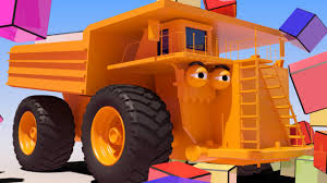 100 Big Monster Truck VIDS For KIDS In 3d HD Billy And Cubes AApV
