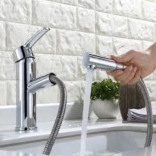 armatur bad mit brause ausziehbar wasserhahn bad ausziehbar waschbecken armatur mischbatterie waschbeckenarmatur universal