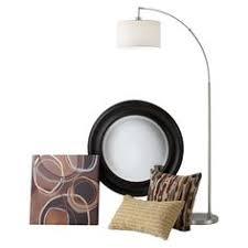 Threshold Arc Floor Lamp by Mallard Feather Print Pillow 18x18 Home Sweet Home Pinterest