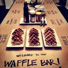 Welcome To The Waffle Bar!   Veronica Yem How To Throw A Waffle Party Wholefully Protein Bar Bar Waffles And Waffles A Very Merry Holiday Citrus Punch Recipe Make Waffle Sweetphi Cake Mix Plus Planning Tips Mom Loves Baking The Best Toppings From Savory Sweet Taste Of Home Eggo Truckinspired Pbj Styleanthropy 6 The Best Toppings Recipe Food To Love Bridal Shower With Chinet Cut Crystal Giveaway Hvala Matcha Softserveice Blended Latte Frappe At Southern Gentleman Baby