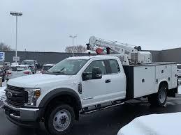 100 Crescent Ford Trucks Knapheide Work Ready Upfitted For Sale