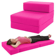 Flip Out Chair Sleeper by Fold Up Bed Chair
