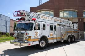 100 26 Truck Denver Fire Station
