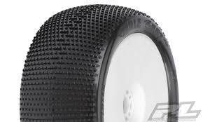 100 Off Road Truck Tires ProLine 9033033 Hole Shot VTR 40 X3 18