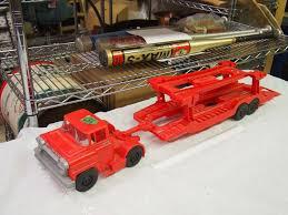 1960 Plastic Car Carrier Truck 30