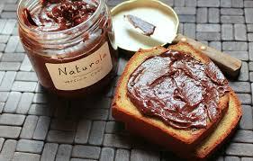 recette bio de pâte à tartiner chocolat noisettes sans huile de