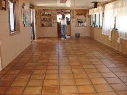floor staining tile floors on floor in custom stained terra cotta