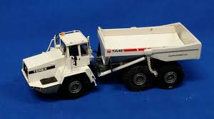 100 Dump Truck Tailgate Buffalo Road Imports Terex 4066C ADT With Hagenbuch Tailgate