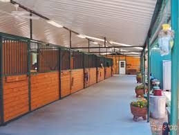 Shed Row Barns For Horses by Shedrow Horse Barn