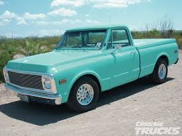 100 Chevy Truck 1970 Chevrolet C10 Hot Rod Network