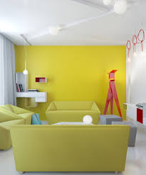 Yellow Black And Red Living Room Ideas by Yellow Red Living Room Accent Wall Carameloffers