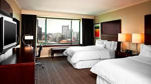 Heavenly Bed Westin by Business Class Guestroom The Westin Denver Downtown