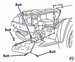 solved changing headl for 2000 nissan altima fixya