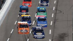 2018 NASCAR Truck Series Martinsville Race Page