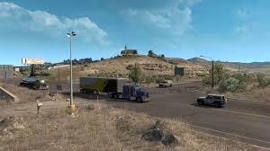 100 American Trucking Simulator Truck Update 134 ATS Mod Truck