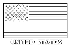 Strikingly Inpiration Coloring Page Flag Usa Sheets Best Pages 2017