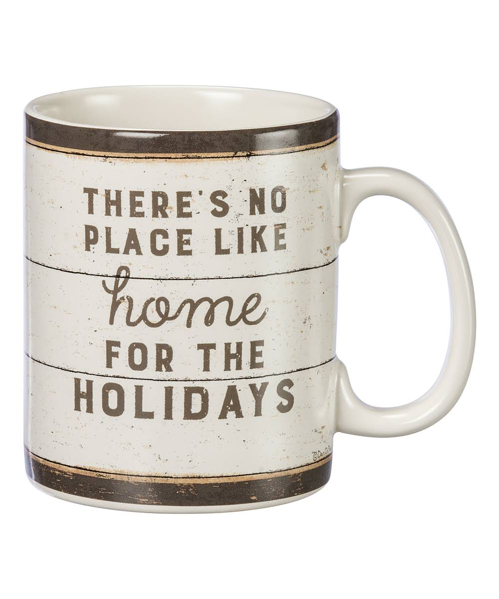 Primitives By Kathy Home for Christmas Mug
