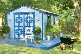 How To Reorganize And Decorate An Outdoor Storage Shed | Better ... Outdoor Pretty Small Storage Sheds 044365019949jpg Give Your Backyard An Upgrade With These Hgtvs Amazoncom Keter Fusion 75 Ft X 73 Wood And Plastic Patio Shed For Organizer Idea Exterior Large Sale Garden Arrow Woodlake 6 5 Steel Buildingwl65 The A Gallery Of All Shapes Sizes Design Med Art Home Posters Suncast Ace Hdware Storage Shed Purposeful Carehomedecor Discovery 8 Prefab Wooden