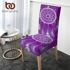 BeddingOutlet Watercolor Cover For Chair Dreamcatcher ... Unique Bargains Stretchy Spandex Ruffled Skirt Short Ding Room Chair Covers Washable Removable Seats Protector Slipcovers For Wedding Party Purple Colour Lycra Universal Cover Decoration On Sale Banquet Arch Front Open To Buy Rent Table Linen By Linens Spandex Ruffled Shirred Cadburys Purple Spandex Chair Cover 4 Pcs Dark Stretch Cinglenspandex Chair Wedding Covers Ding 160gsm Lavender With Foot Pockets Lacys Rentals Denver Colorado Hi Bar Cloth