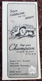 1944 & 1945 Champion Spark Plug Canadian Ads On EBay | EWillys 10 Best Spark Plugs 2017 Youtube Shop Performance E3 Antique Champion Spark Plug Cleaner Kohler Plug For 5xt675 Engines490250k016 The W89d Hot Wheels Delivery Series Combat Medic In Decals 1981 Toyota Pickup Premium Quality Qc10wep Ebay Dg95 Replacement Honda Power Equipment08983999010