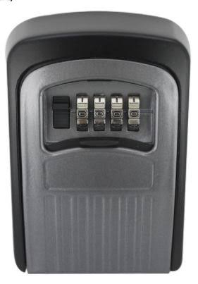 Maxus Security Key Storage Safe MX401A