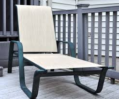 Diy Replace Patio Chair Sling by Winston Key West Patio Furniture Chaise Sling Replacements In