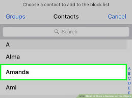 2 Simple Ways to Block a Number on the iPhone wikiHow