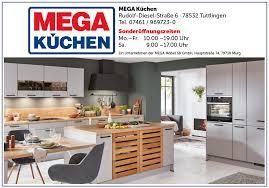 Mega Küchen Gundelfingen Küchen Sonderverkauf In Tuttlingen Mega Küchen