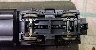 100 Truck Axles Repairing Gears On Truck Axles Model Railroad Hobbyist Magazine
