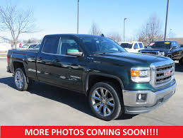 Used GMC Sierra 1500 At Auto Express Lafayette, IN 2017 Gmc Sierra Indepth Model Review Car And Driver 2013 Used 1500 Sle 4x4 Z71 Crew Cab Truck At Salinas Ford Lifted Trucks Hpstwittercomgmcguys Vehicles Chevy Bifuel Natural Gas Pickup Now In Production Truckon Offroad After Pavement Ends All Terrain Hd The New 2016 Pickup Truck Will Feature A More For Sale Pricing Features Edmunds 2018 2500hd Mountain Concept Treks To La Kelley Powerful Diesel Heavy Duty 2015 Canyon Longterm Byside With The Gm Reveals Resigned Chevrolet Silverdo