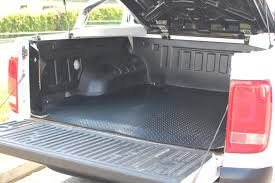 100 Rubber Mat For Truck Bed VW AMAROK 2010 ON DOUBLE CAB LOAD BED RUBBER MAT IN BLACK Storm