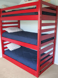 Easy Cheap Loft Bed Plans by Best 25 Bunk Bed Rail Ideas On Pinterest Bunk Bed Sets Cabin