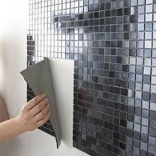 mosaique cuisine pas cher stunning mosaique adhesive salle de bain pas cher contemporary