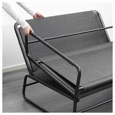 Hagalund Sofa Bed Cover by Ikea Sofa Sleeper Unique Hammarn Sofa Bed Knisa Dark Grey Black