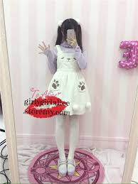 Girly Girl Dresses Dress On To AliceGirly Angelic Winter Polar Bear