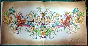 Happy New Year Enchanted Forest Deer Head Complete La