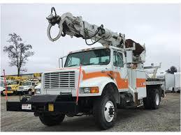 2000 INTERNATIONAL 4800 Digger Derrick Truck For Sale Auction Or ...