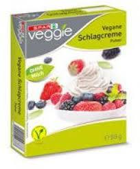 spar veggie vegane schlagcreme