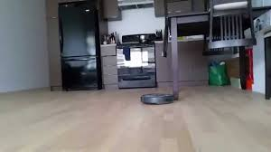 Roomba For Hardwood Floors by Irobot Roomba 655 Costco Youtube
