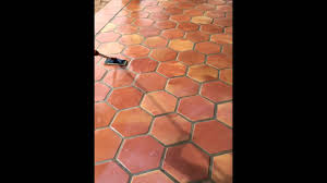 how to seal saltillo tile by rustico tile and