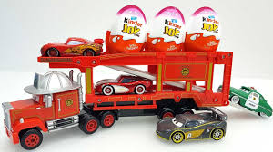 Dinsey Pixar Mack Truck Disney Cars Lightning Mcqueen Disney ...